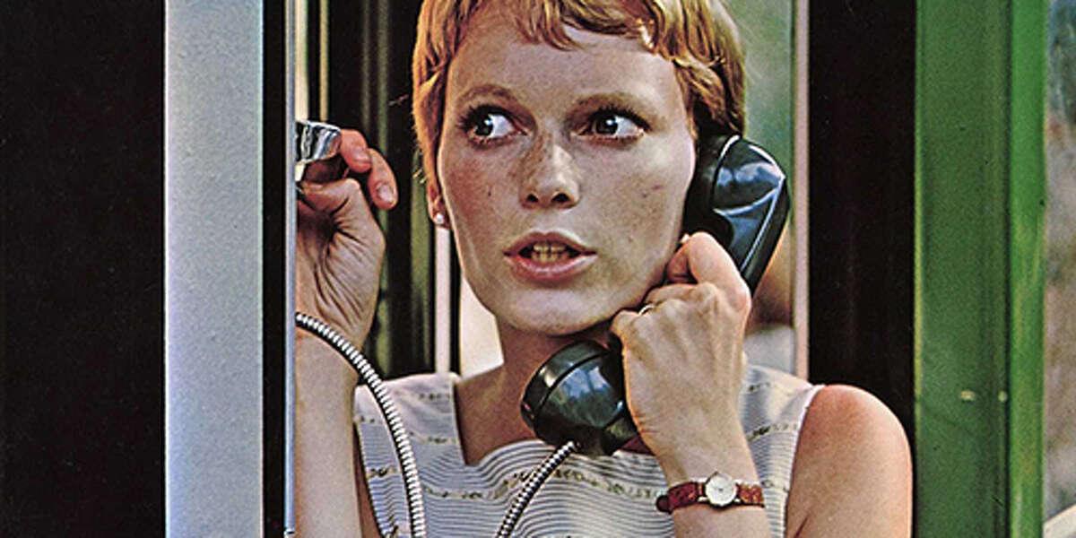Rosemary's BabyReleased in 1968,