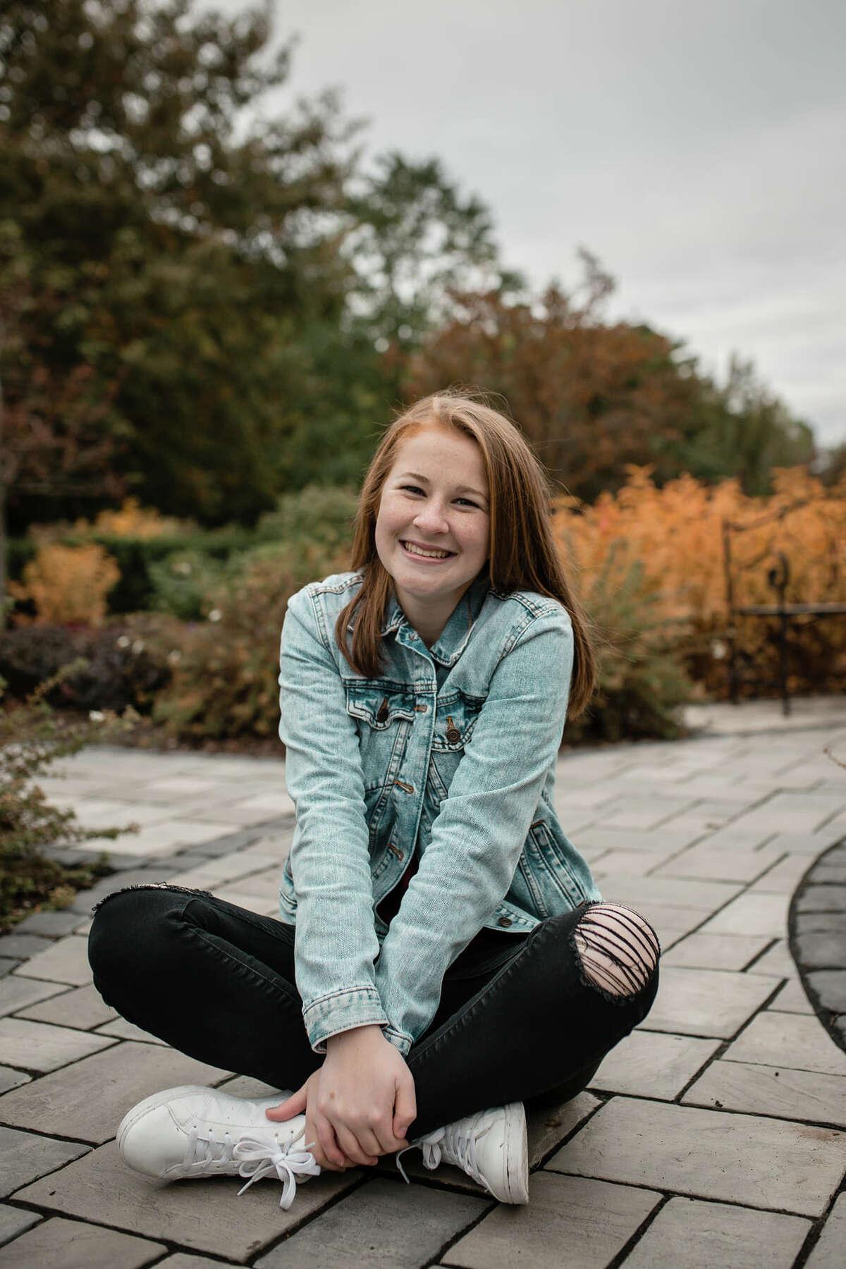 Callie Keysor, Northern Michigan Christian, McBain Michigan