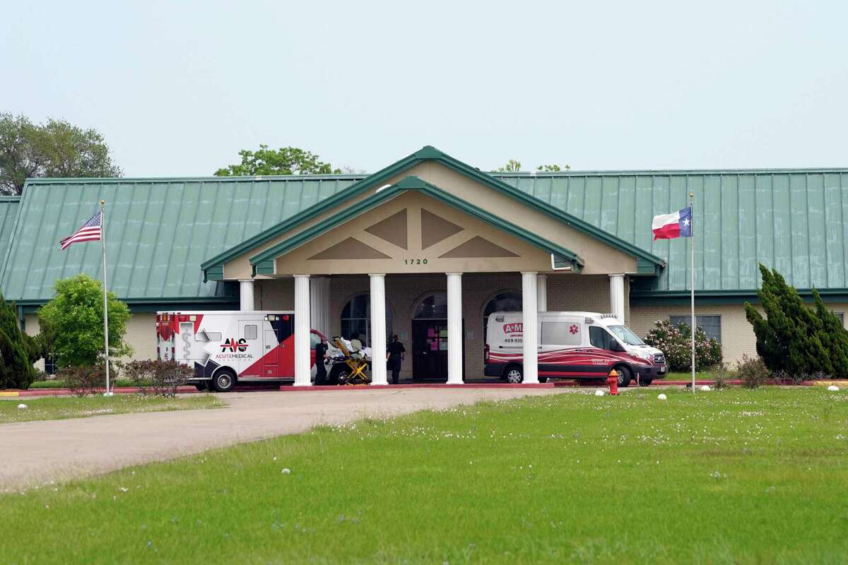 Dozens of residents at the Resort at Texas City have tested positive for the coronavirus. Across the state, 23 percent of licensed nursing care facilities have reported cases as of Monday.