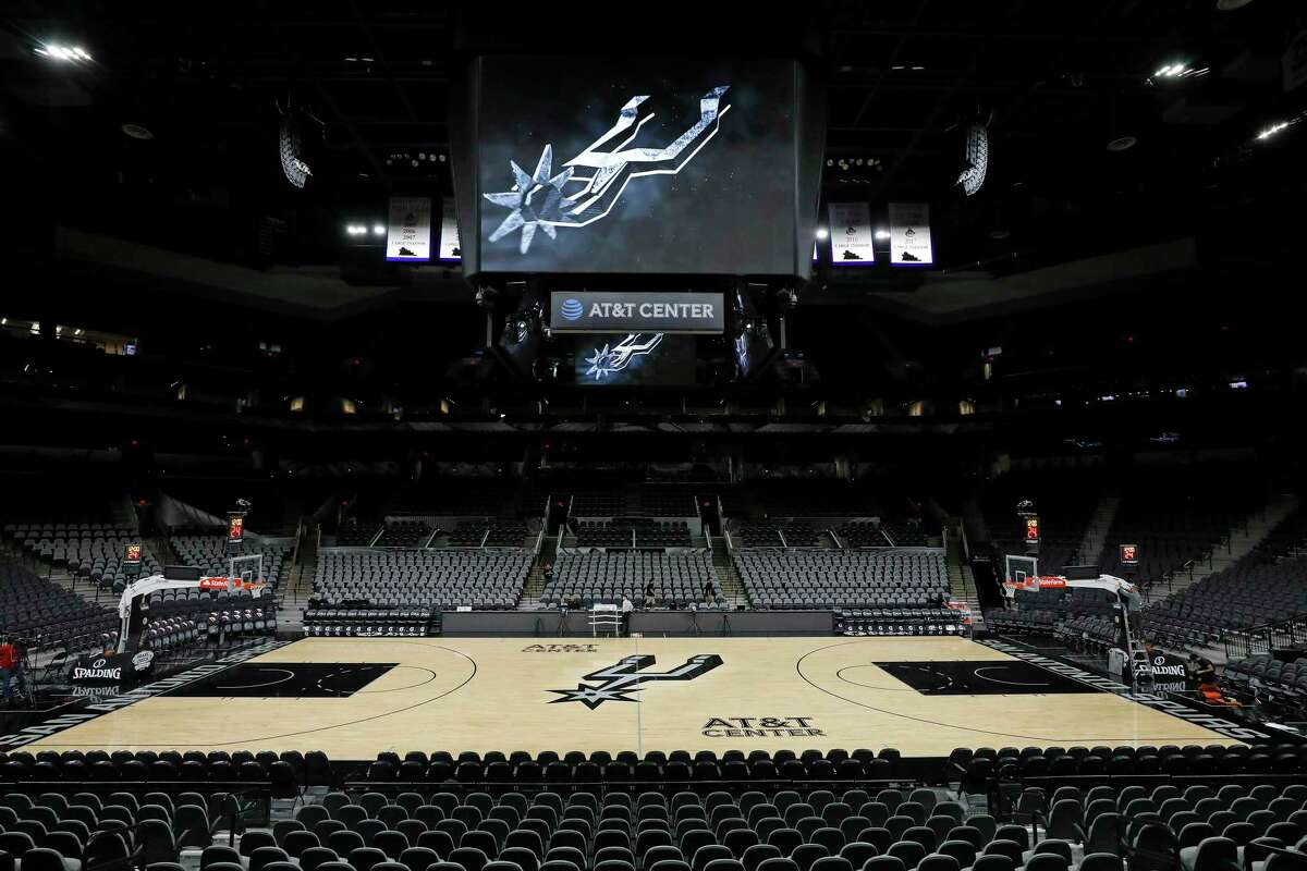 San Antonio first responders, families and businesses impacted by the coronavirus pandemic are going to receive some help from Spurs Sports and Entertainment.