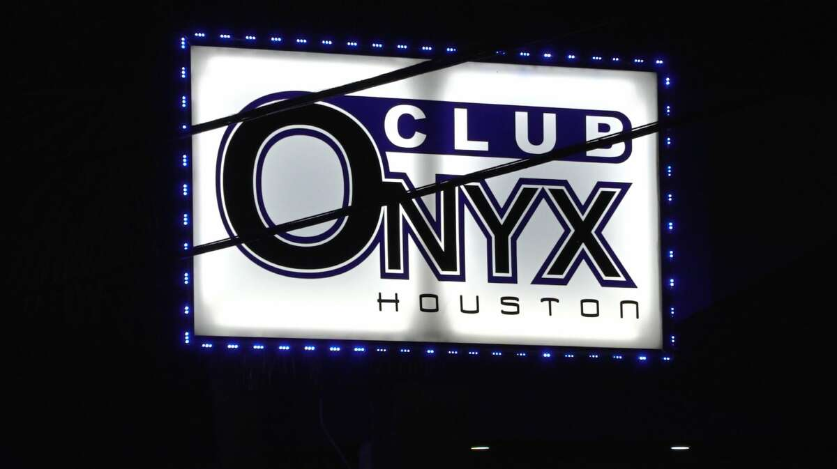Houston police raid a strip club that opened as a restaurant Friday, May 1, 2020.