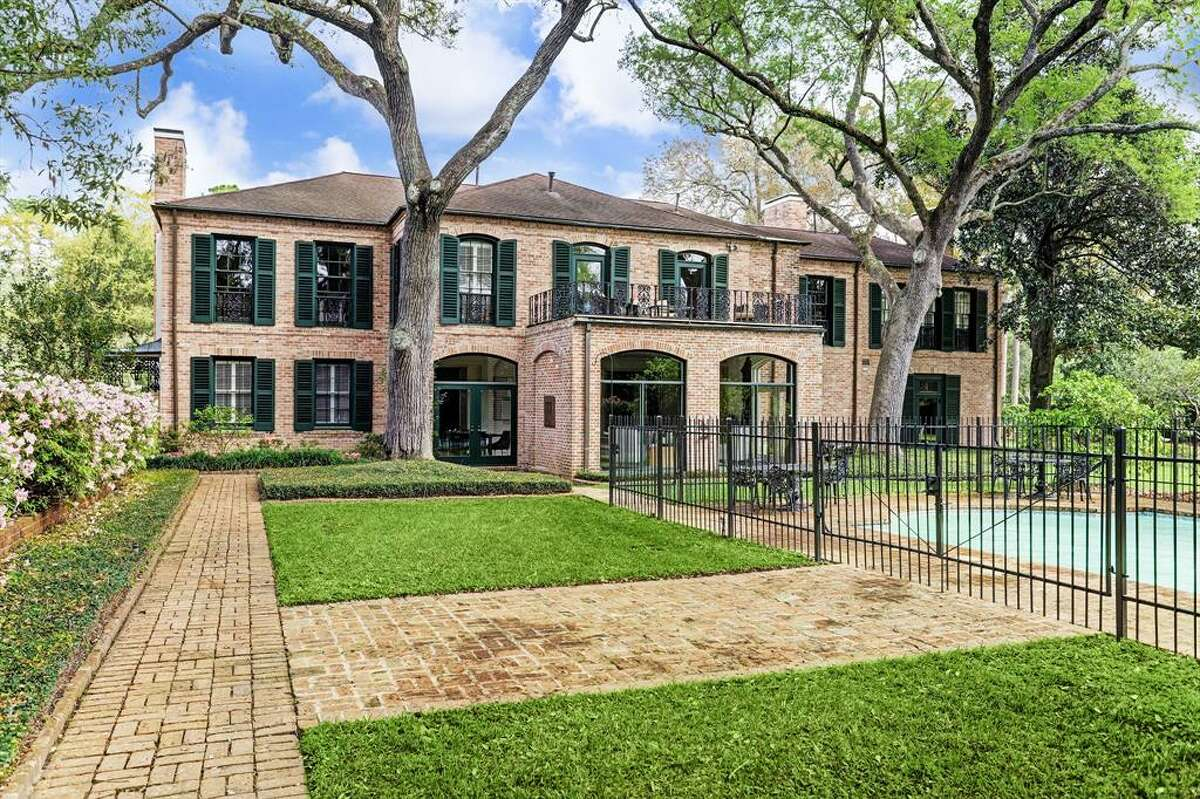Nearly $2 million has been cut from the home's original asking price. It is now available for $5.5 million, according to a listing on the Houston Association of Realtors.