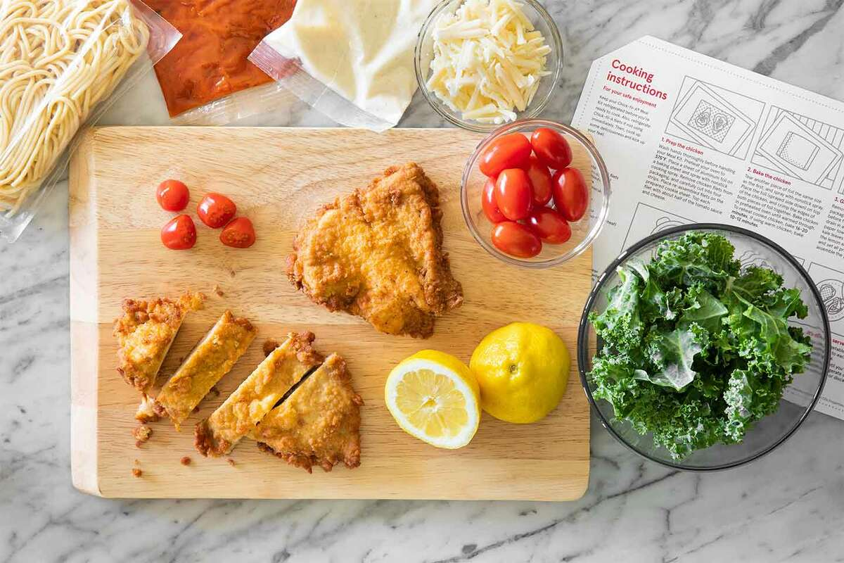 As early as May 4, Chick-fil-a will begin selling ready-to-heat Chicken Parmesan Meal Kits.