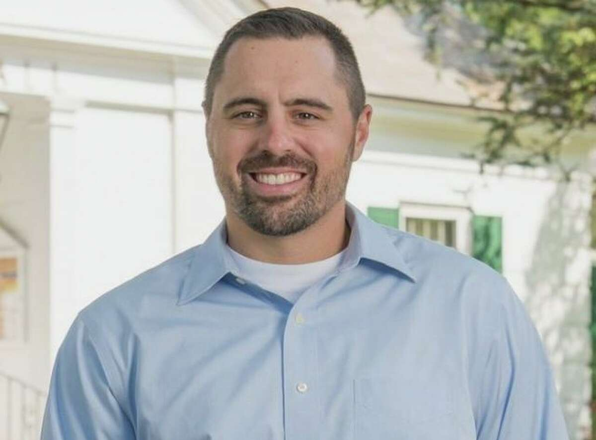 Republican Jonathan Riddle of South Norwalk is running for Congress in Connecticut's 4th District.