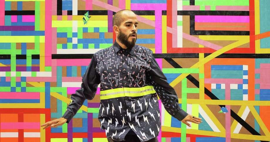 Visual artist Raul Gonzalez received a grant from the Luminaria Artist Foundation. Photo: Raul Gonzalez