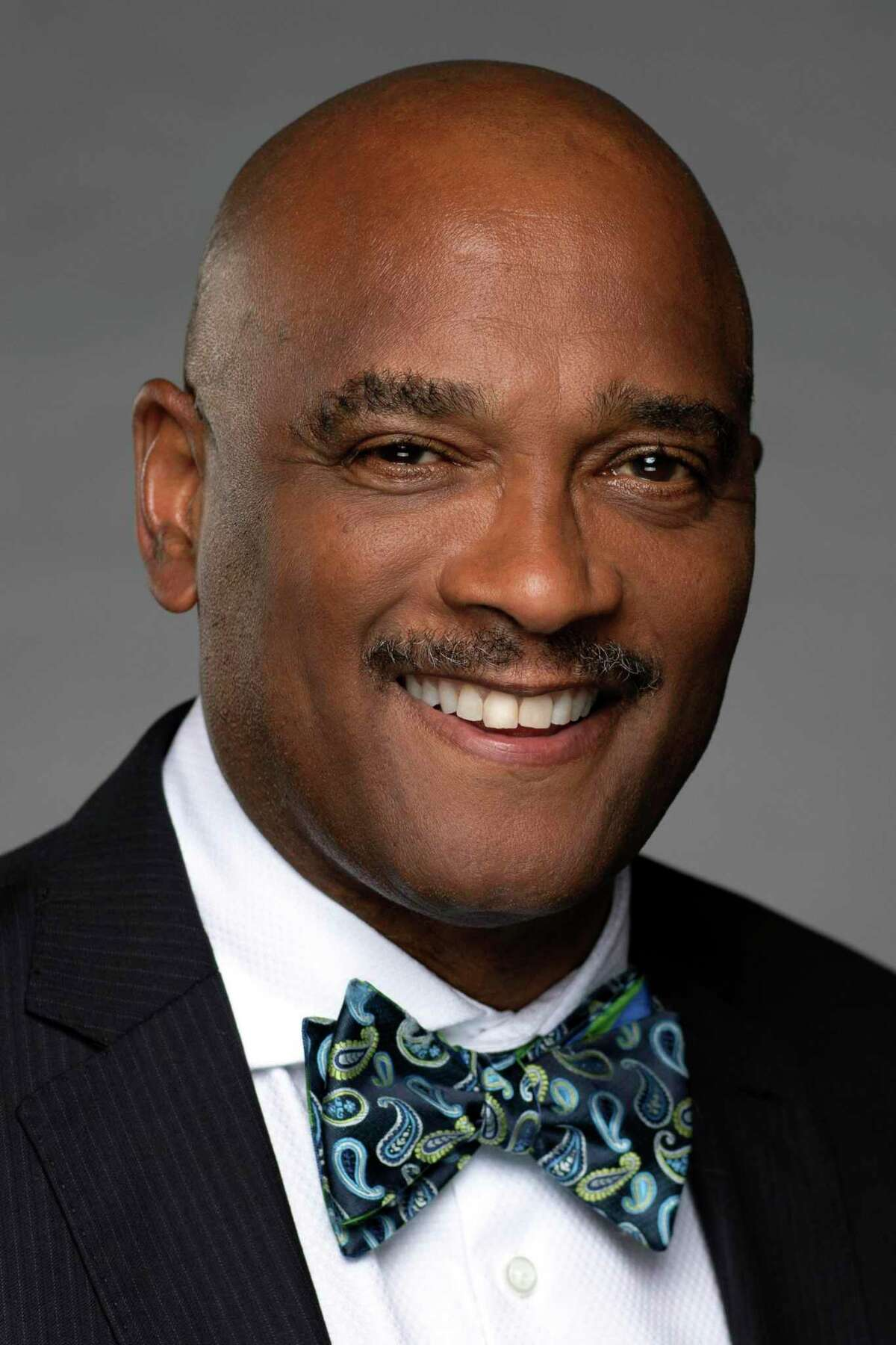 Fred McKinney, the Carlton Highsmith Chair for Innovation and Entrepreneurship and director of the People's United Center for Innovation & Entrepreneurship at Quinnipiac University
