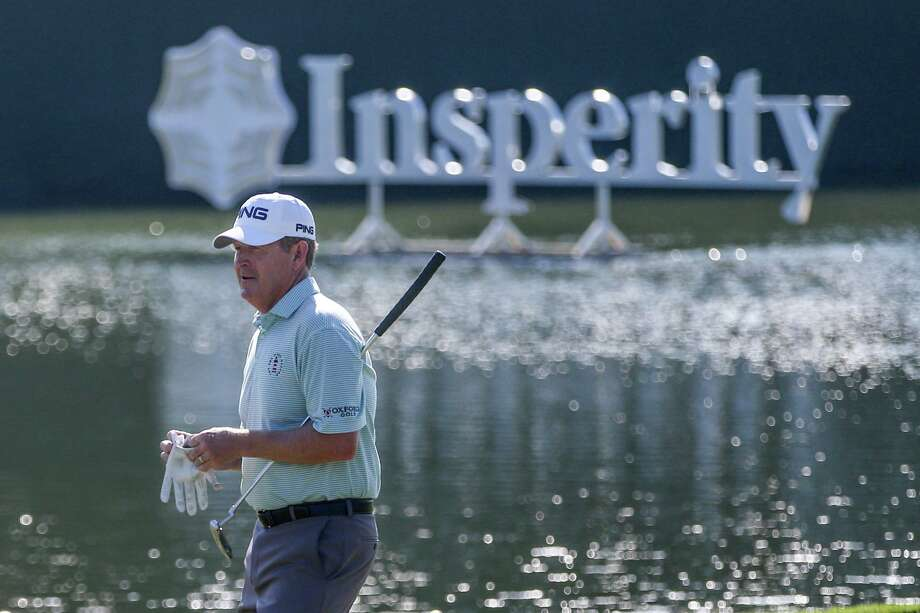 The Woodlands native Jeff Maggert would have been competing at the Insperity Invitational this week, but the COVID-19 outbreak has shuttered the PGA Champions Tour until late July. Photo: Michael Minasi, Photographer / Internal