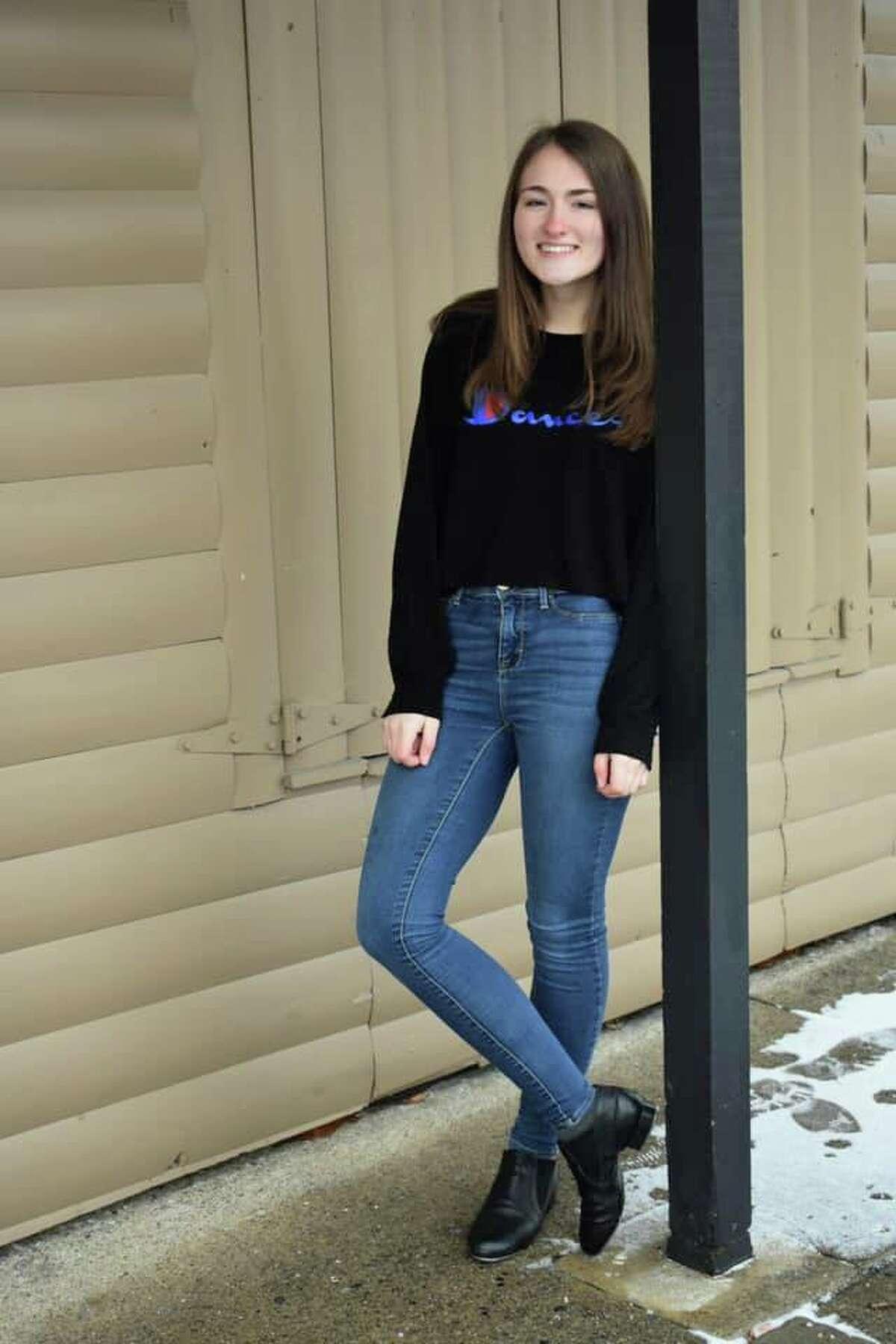 Valerie Sawyer, Big Rapids High School