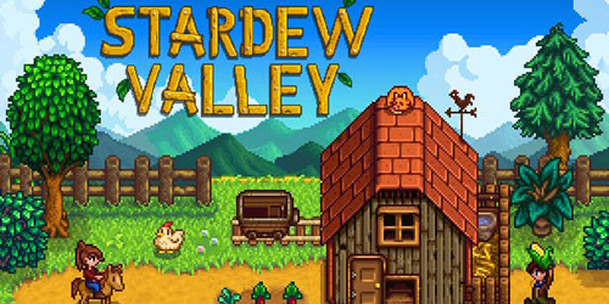 Stardew ValleyDeveloped over a period of four years by a single game designer,