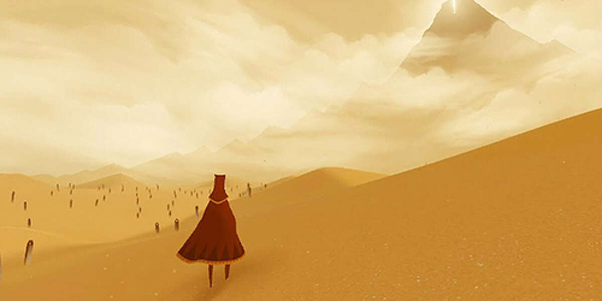 JourneyAnother game that challenges what most people think a