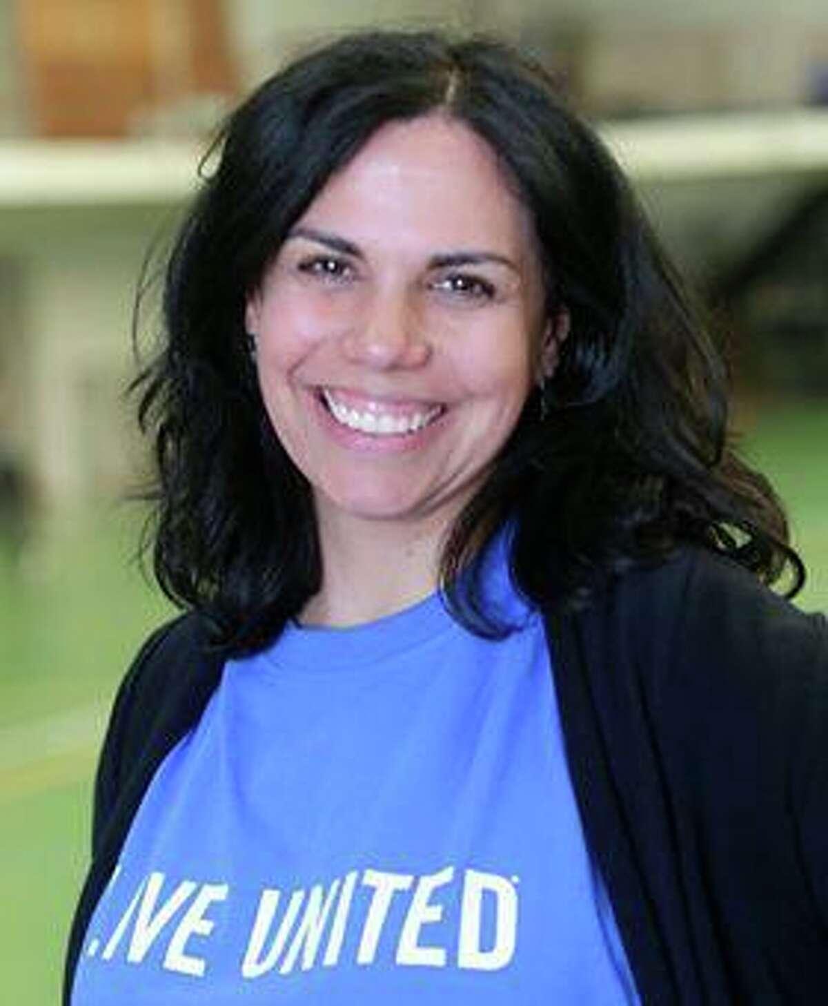 Maria Fernanda Campos-Harlow, executive director at United Way of Meriden and Wallingford.