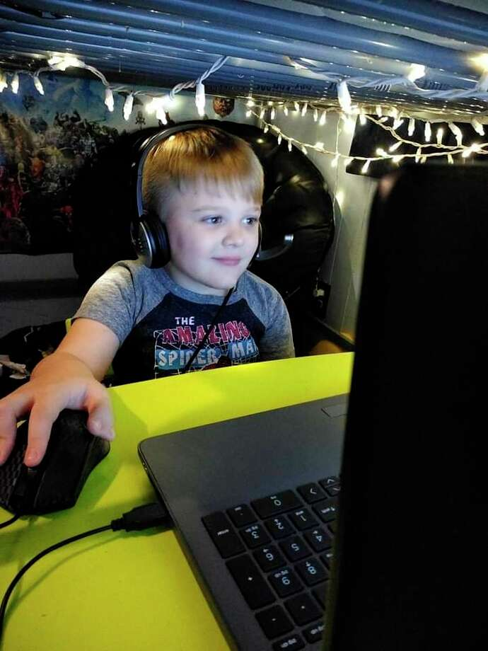 Michigan Great Lakes Virtual Academy that is located in Manistee is seeing a rise in applications for their online school with many coming from the Detroit and Wayne County where the COVID-19 pandemic has hit the hardest in the state. (Courtesy photo)