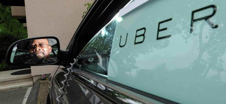 Rather than just delivering donuts and dim sum, Uber is officially delivering prescriptions to those who can't leave their homes quite yet. Photo: File / Matthew Brown / Hearst Connecticut Media / Stamford Advocate