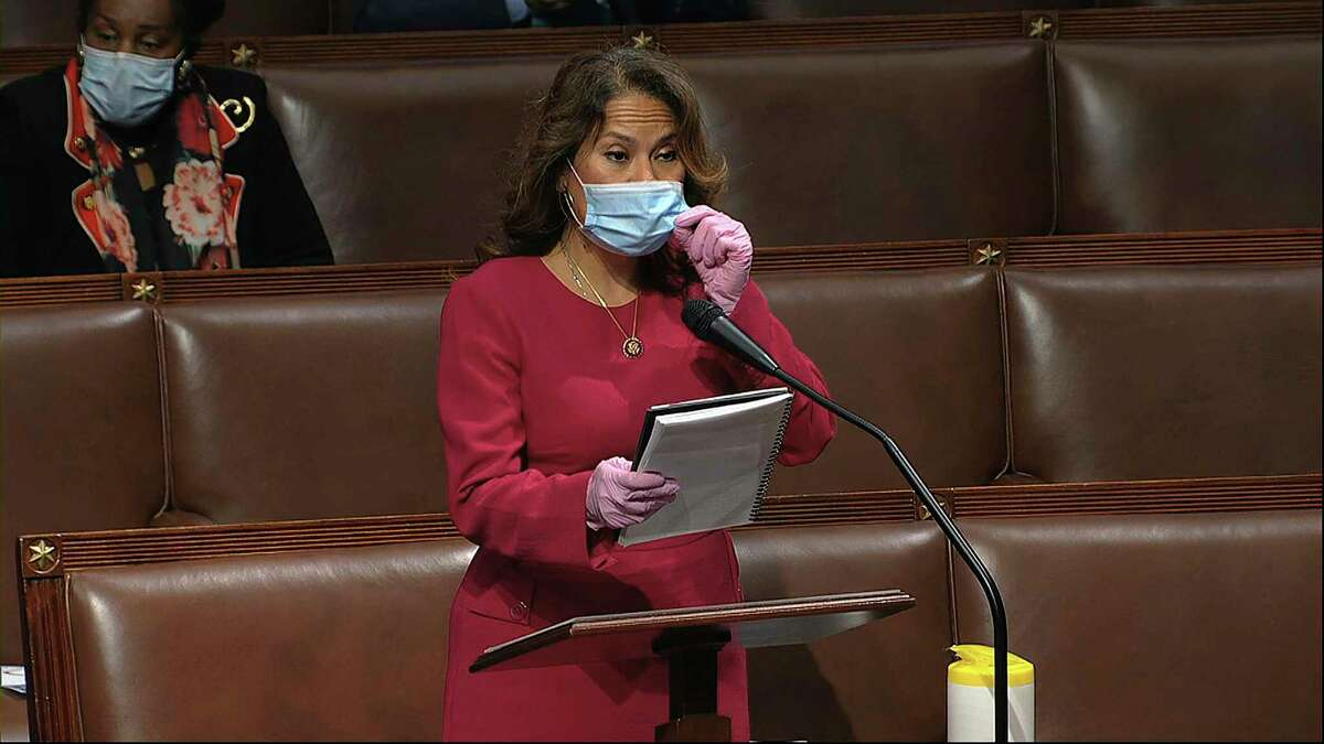 U.S. Rep. Veronica Escobar, D-El Paso, says that Texas has one of the lowest testing per capita rates for the coronavirus among U.S. states, a claim that PolitiFact deemed to be true.