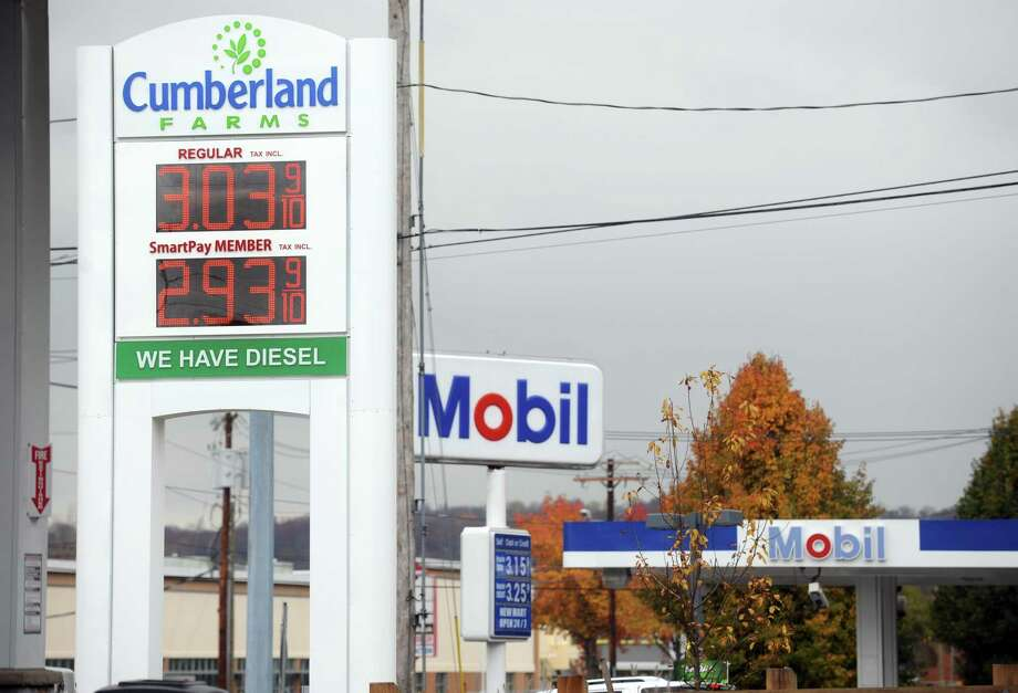 File photo of Cumberland Farms in Ansonia, Conn., taken on Wednesday, Nov. 12, 2014. Photo: Hearst Connecticut Media File Photo / Connecticut Post