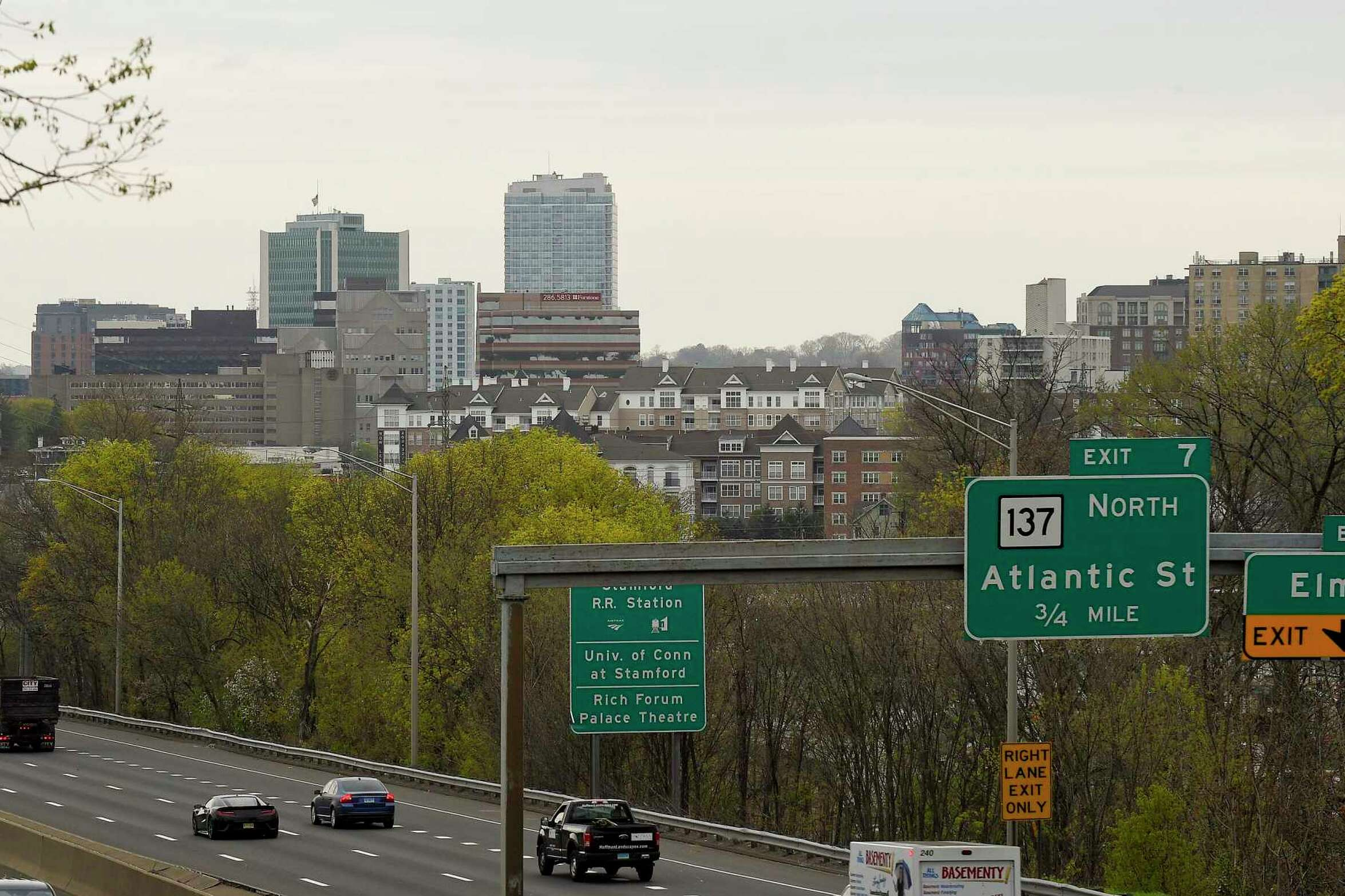 Stamford, which has the largest workforce among Connecticut's cities, will be crucial to Connecticut's economic recovery from the coronavirus pandemic.