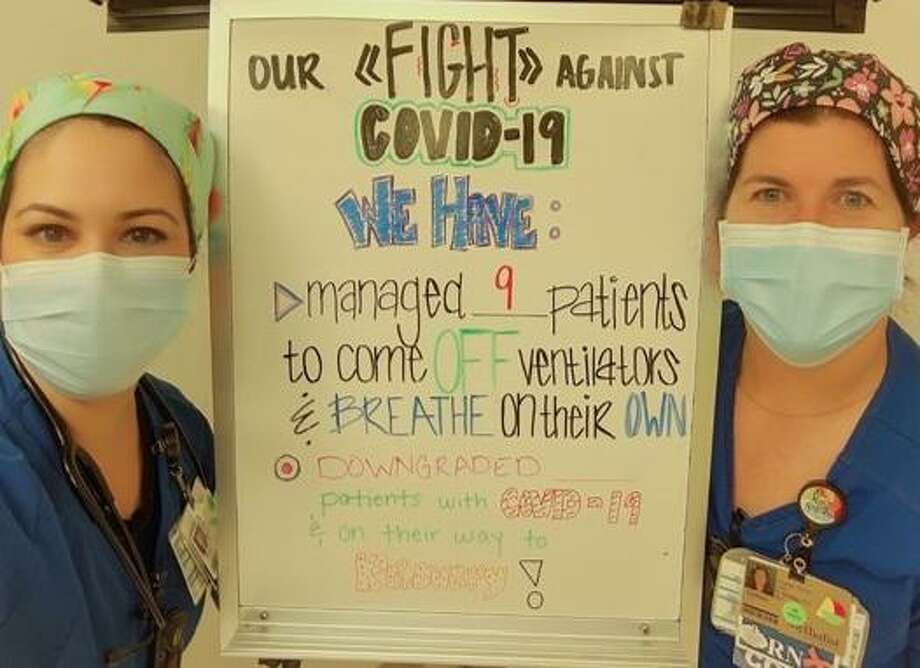 National Nurses Week starts May 6th and concludes on Florence Nightingale's birthday, May 12th. Houston Methodist Willowbrook Hospital plans on celebrating the weekly event each day. Photo: Houston Methodist Willowbrook Hospital