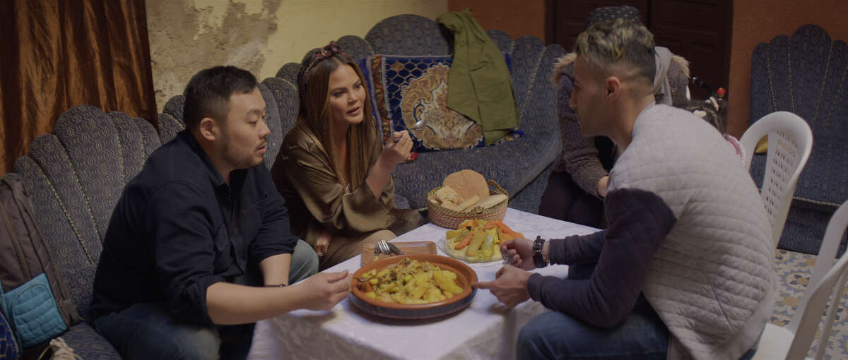 Breakfast, Lunch & Dinner It is worth mentioning Chang's other Netflix show,