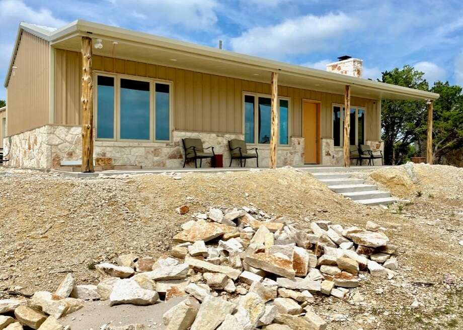 Jimmy Stewart is the founder of CMW General Contractors in Spring Branch. The company remodels and builds custom homes and barndominiums in the Hill Country. Photo: CMW General Contractors