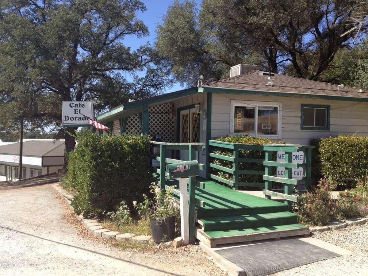 Cafe El Dorado in El Dorado, Calif.