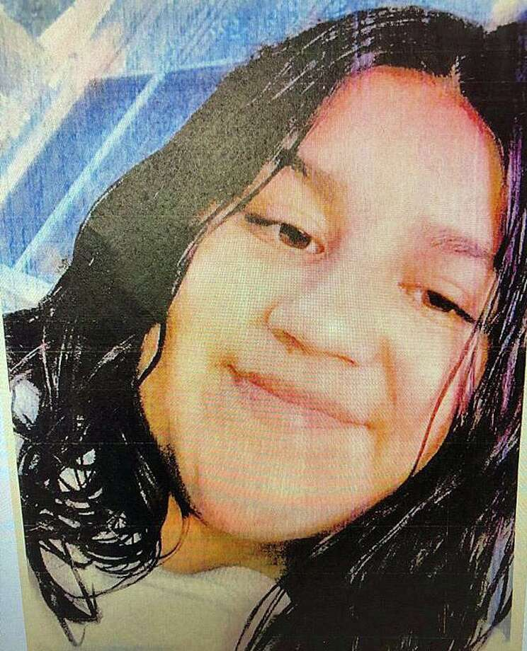 Marleni Ramos, 14, is described as standing 5 feet, 3 inches, weighs 130 pounds and has brown eyes and shoulder length black hair. Photo: Contributed Photo