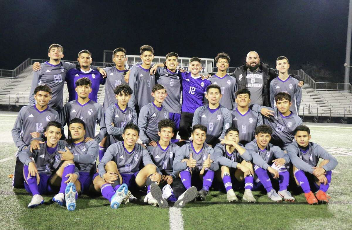 The 2019-2020 Dayton Boys Soccer team was named the District Champions of 21-5A after their successful season by the coaches in the district.