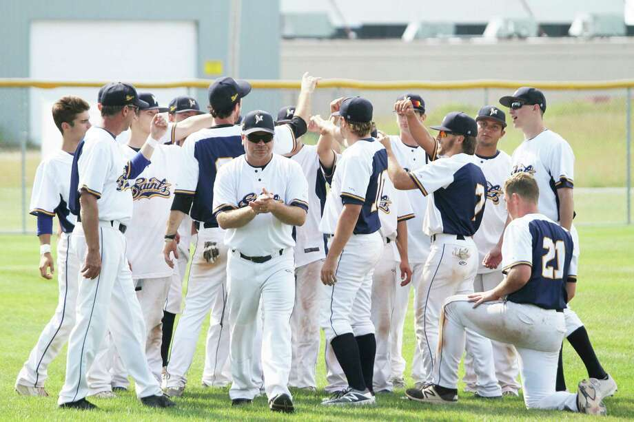 Due to the Covid-19 pandemic, the Manistee Saints have canceled their season opening series at Rietz Park, originally scheduled for May 23 and 24. The organization remains hopeful for a season this summer. (News Advocate file photo)