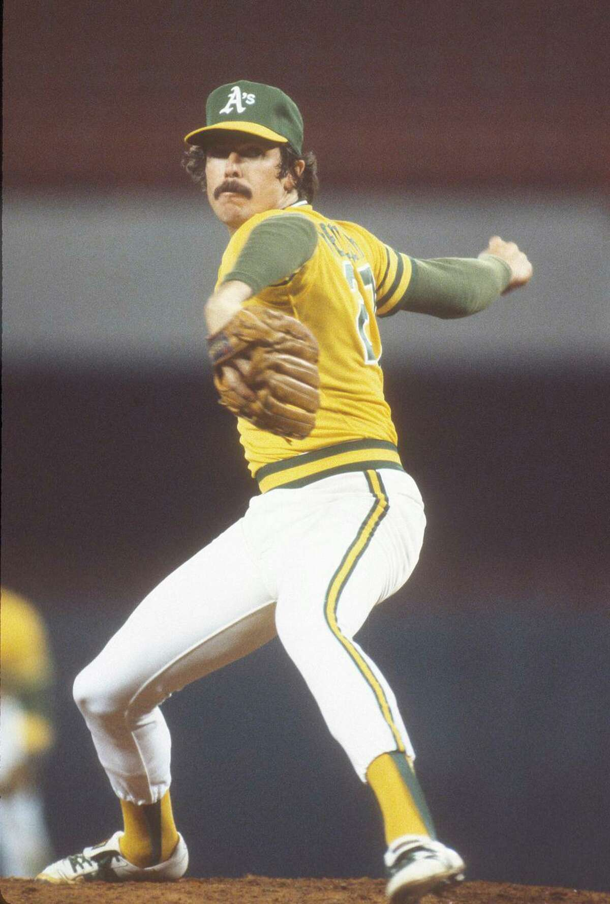 Matt Keough was signed as a shortstop, then converted to the mound, finishing his major-league career with a 58-84 record.