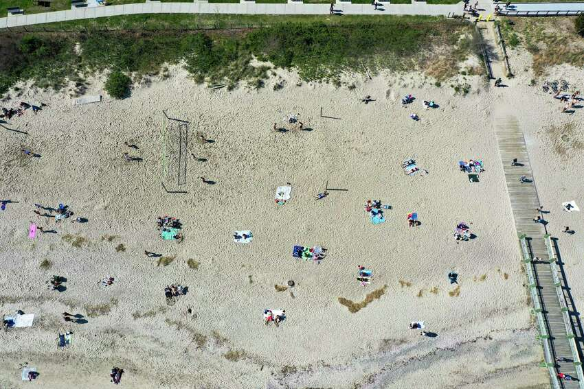 Phase 1 - Beaches Source: Gov. Ned Lamont via Chaz & A.J. Show