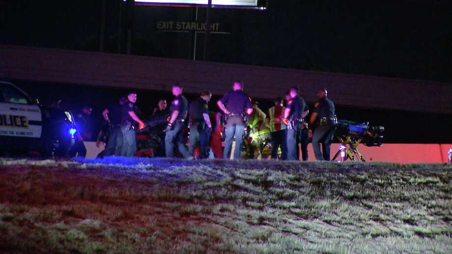A police chase ended in the death of a 20-year-old late Sunday night. Photo: Ken Branca
