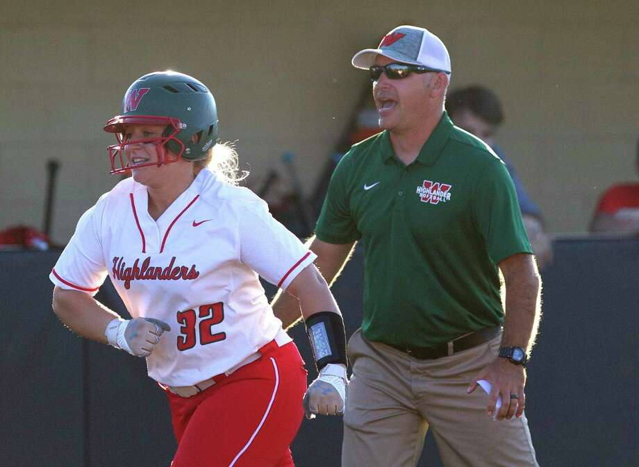 The Woodlands softball player Katie Emberton will be attending UT-Arlington and wants to become an anesthesiologist nurse one day. Photo: Jason Fochtman, Houston Chronicle / Staff Photographer / © 2019 Houston Chronicle