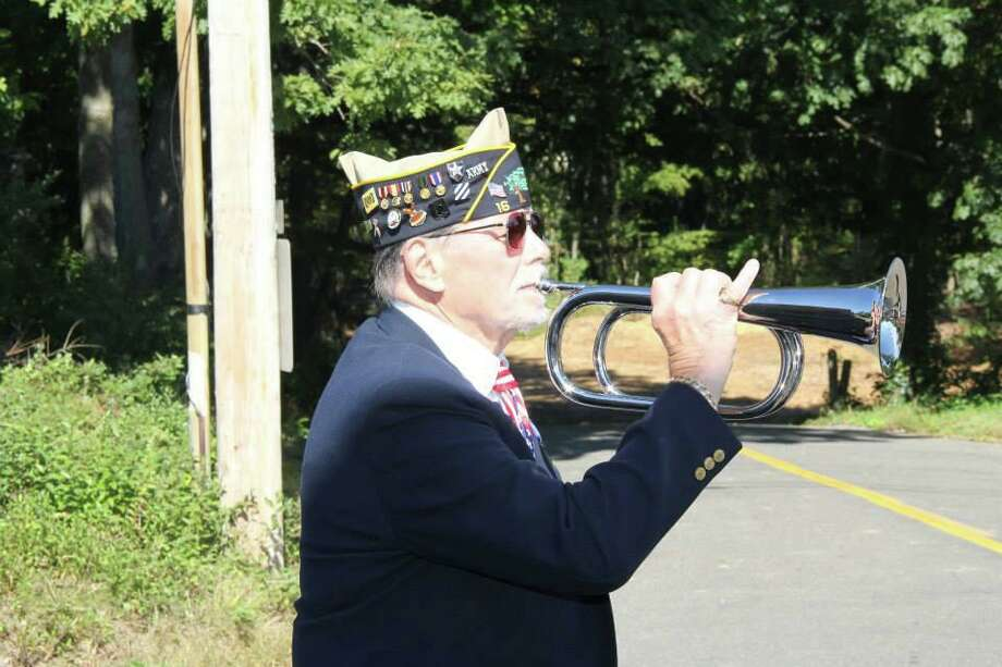 American Legion Memorial Day Taps on the Housatonic River is seeking buglers to assist in observing Memorial Day while maintaining social distancing. Photo: Contributed Photo / Connecticut Post