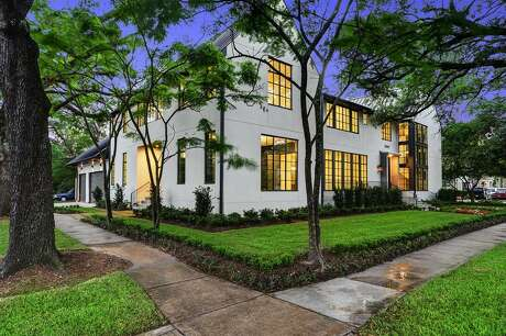 More than 40 people came to an open house Sunday for this 7,246-square-foot new build priced at $4.3 million.