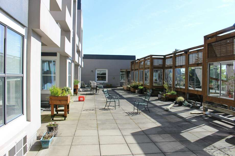 Mary's Place is opening up a new family shelter in the Central District. The new facility will provide shelter for up to 275 people experiencing homelessness, giving families their own rooms and space amid the novel coronavirus pandemic. Photo: Courtesy Mary's Place