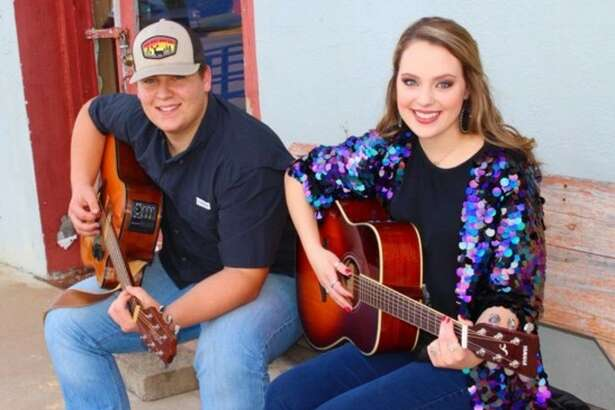 Country music duo Courtney & Cole