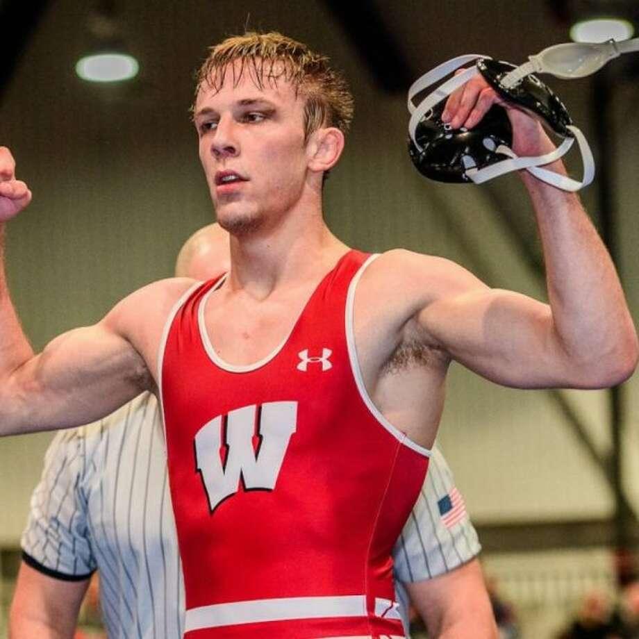EVAN WICK (Wisconsin/San Marino, S) Photo: SportStars Magazine