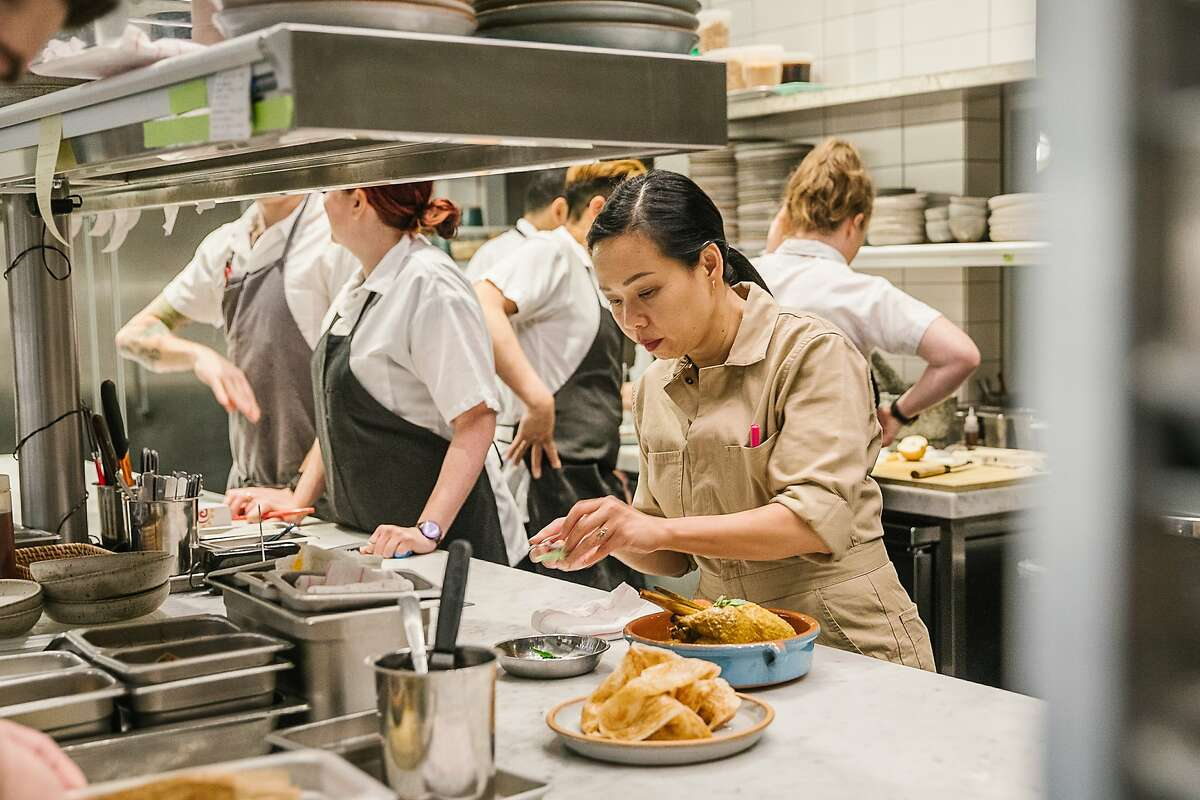 Quince Among San Francisco Restaurants Nominated For James Beard Awards