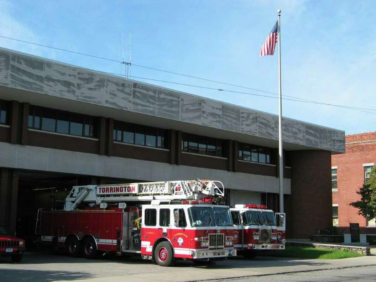 Torrington Fire Department headquarters.