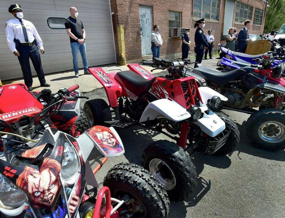 New Haven Cracks Down On Dirt Bikes With Sunday Sting 9 Arrested New Haven Register