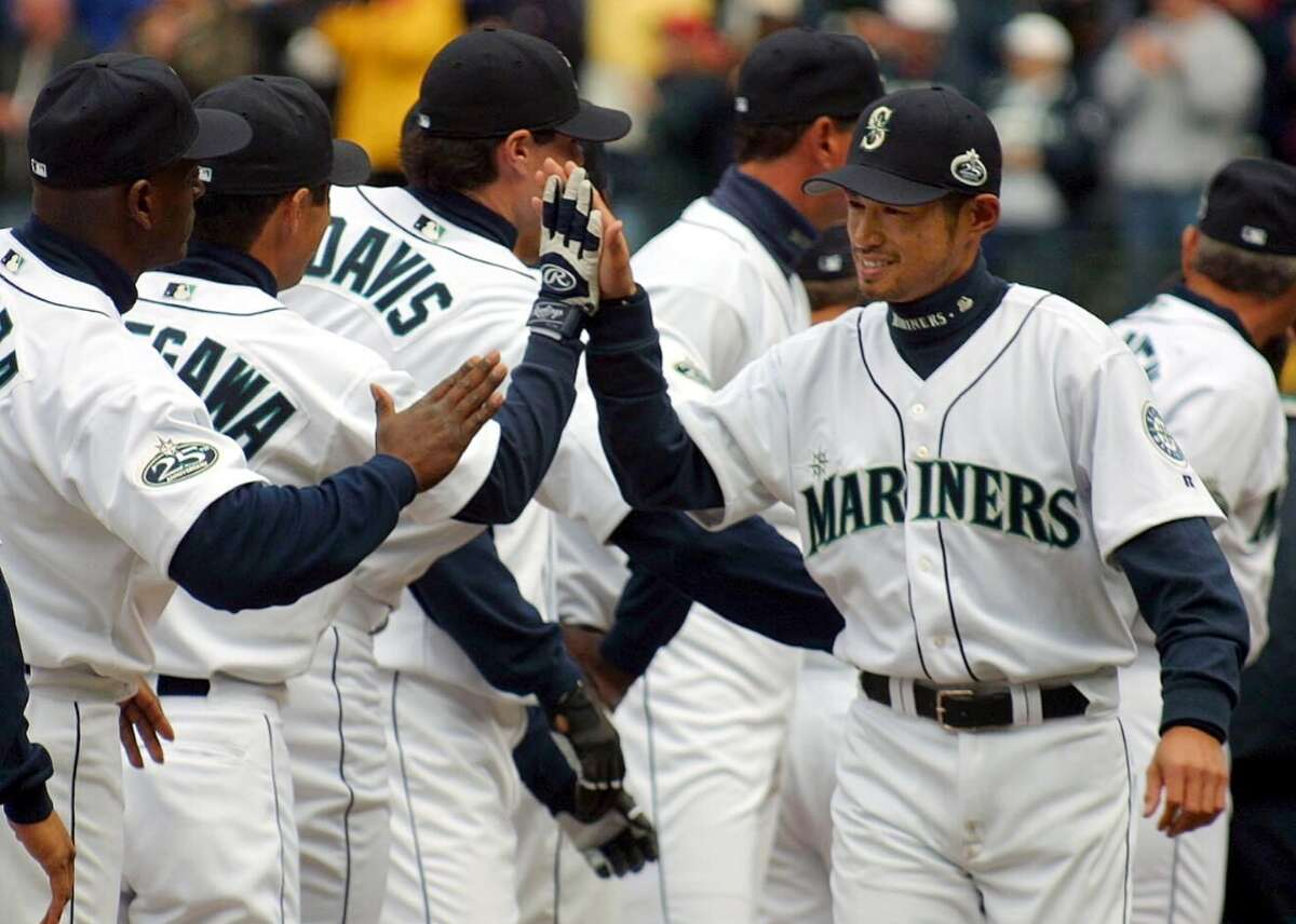 Classic Seattle Mariners games to re-air throughout June Classic Seattle Mariners game will be re-airing throughout June. After being re-broadcasted in May, the most memorable games in Mariners history will continue being shown this month in an effort to keep fans engaged amid Major League Baseball's shutdown due to the novel coronavirus outbreak. The classic Mariners games will be re-broadcasted every day at 7 p.m. PDT on 710 ESPN and ROOT Sports. To read the full article from sports reporter Ben Arthur, click here.