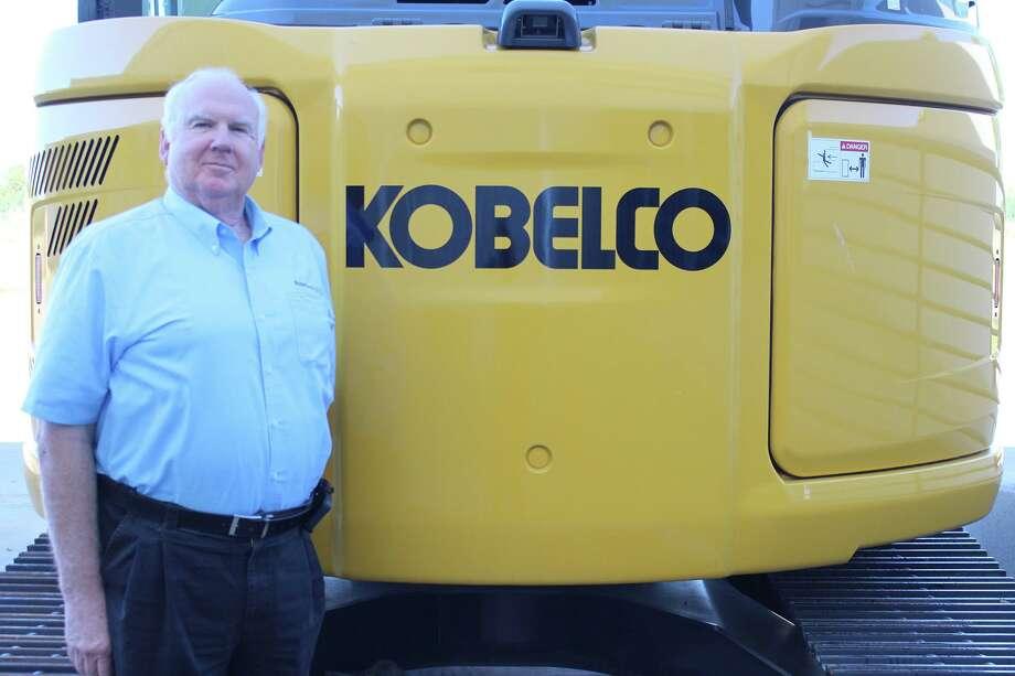 KOBELCO USA announces the retirement of construction industry veteran, George Lumpkins. Photo: Courtesy Of KOBELCO USA