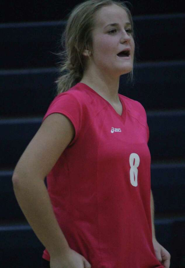 MacKenzie Wein had an all-league career in soccer and volleyball for Reed City. (Pioneer file photo)
