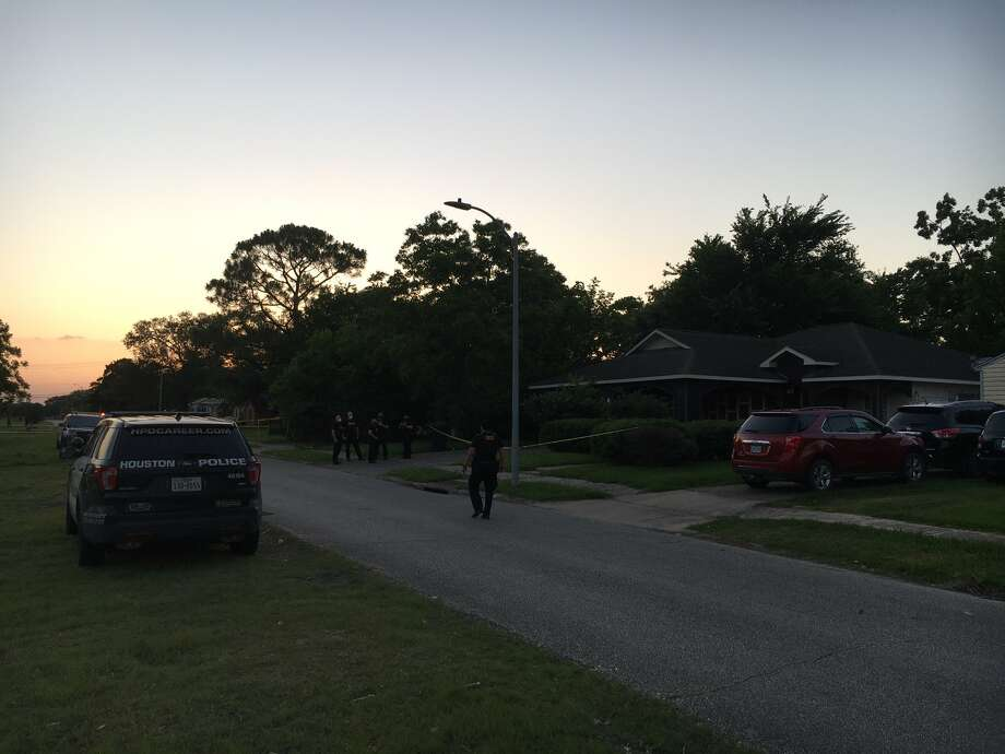 A man was killed Monday in a homicide in the 4400 block of Mowery, police say. Photo: Houston Police Department
