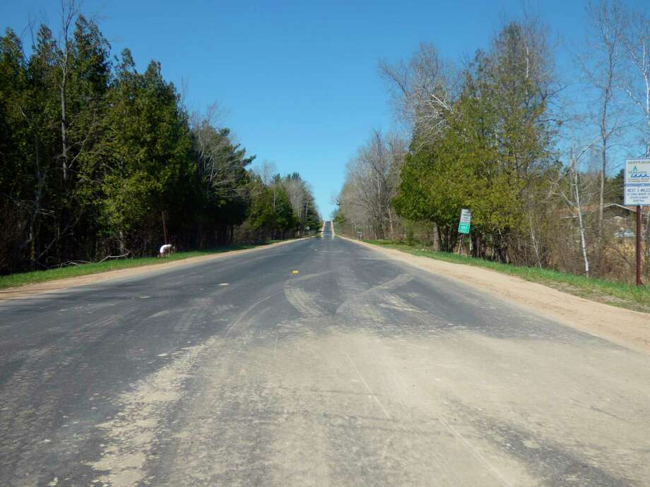 The Manistee County Road Commission began construction seasonwith work ona stretch of Yates Road in Marilla Township last week.(Scott Fraley/News Advocate)