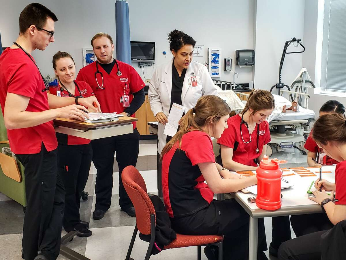 The University of Houston College of Nursing is committed to teach the next generation of nurses.