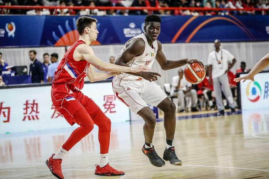 Adama Sanogo Photo: Fiba.basketball / Contributed Photo