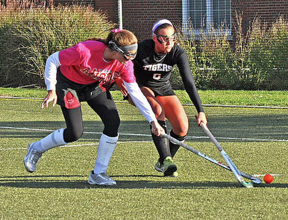 A two-time team MVP and two-year captain, Abby Urbanek was the program's first elite scorer of the decade. Photo: Intelligencer Sports Staff