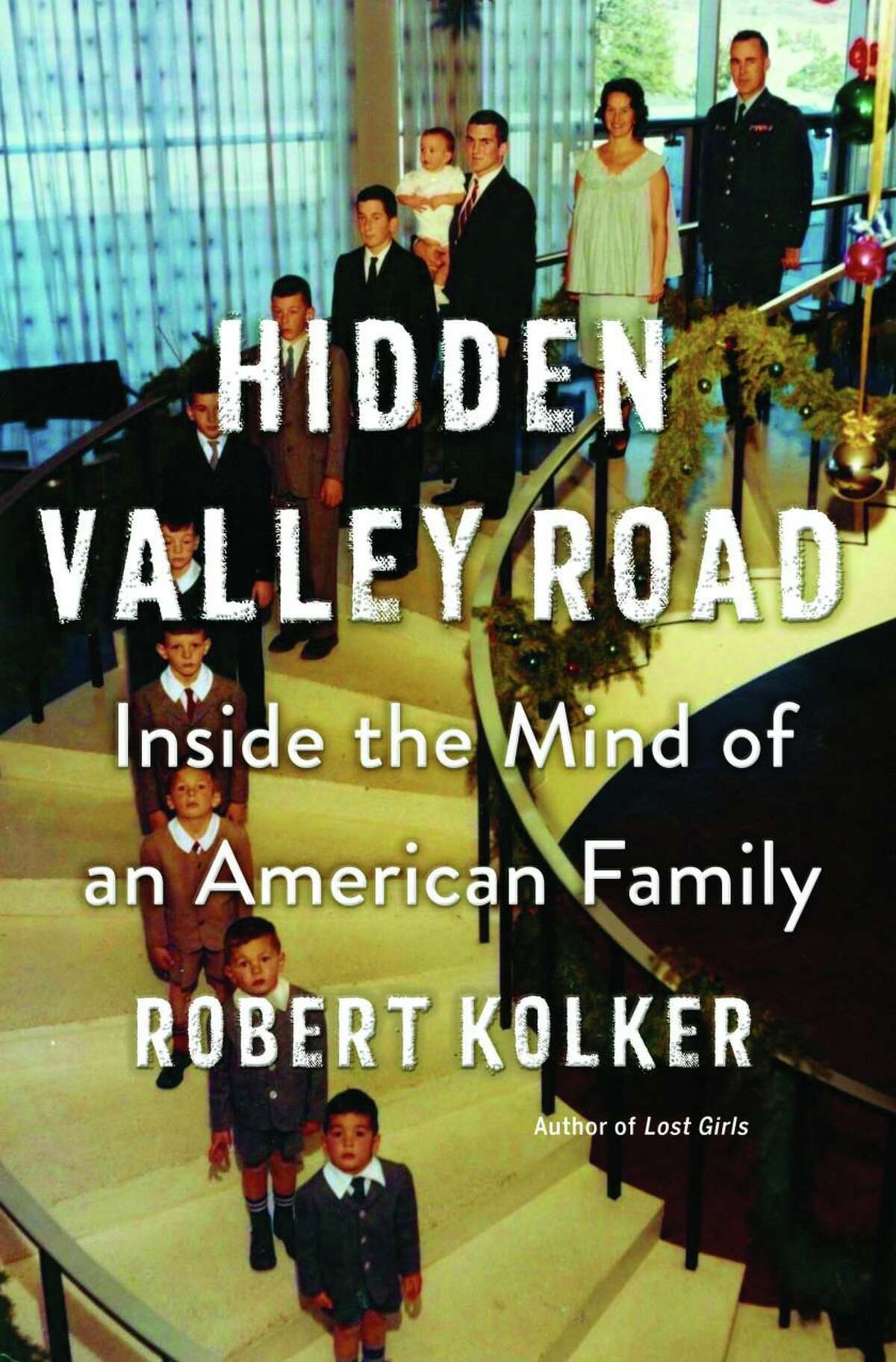 """The New Canaan Library presented a virtual talk by Robert Kolker, an award winning journalist, and the author of the 2013 New York Times bestseller, """"Lost Girls: An Unsolved American Mystery,"""" on Tuesday, May 12."""