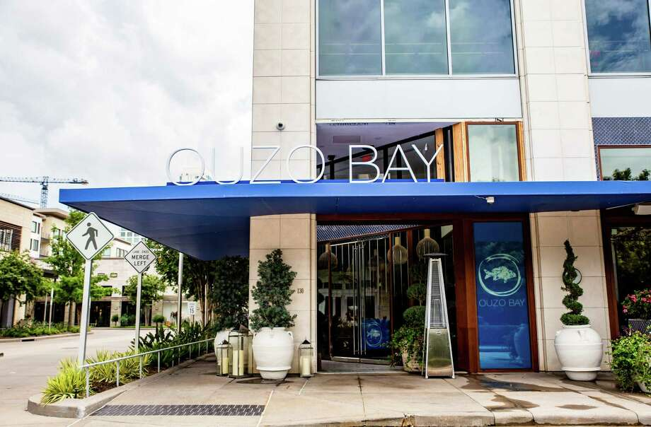 Ouzo Bay at River Oaks District has changed its dress code policy after an incident in Baltimore. Photo: Kirsten Gilliam