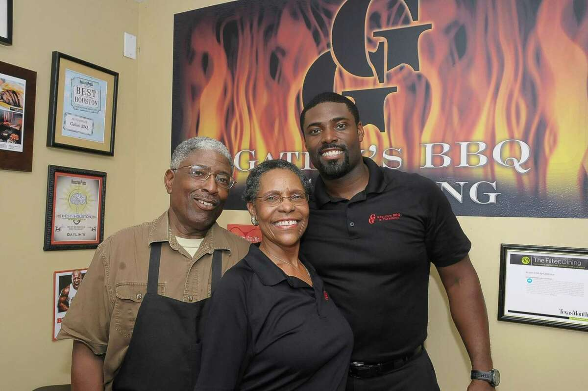 Henry Gatlin, Mary Gatlin and Greg Gatlin
